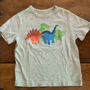 Baby Gap Dinosaur Tee sz 4